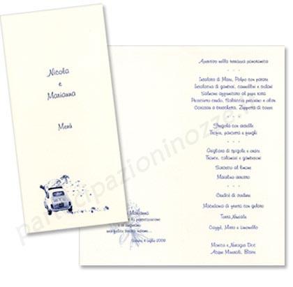 Partecipazioni Matrimonio 500.Partecipazioni Nozze E Matrimonio Vendita Online