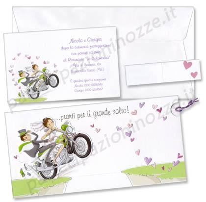 Partecipazioni di nozze spiritose migliore collezione for Partecipazioni nozze on line