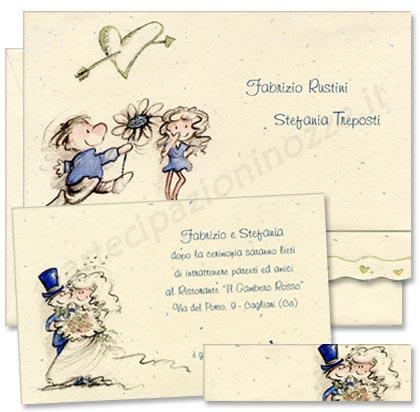 Partecipazioni nozze e matrimonio vendita online for Partecipazioni nozze on line